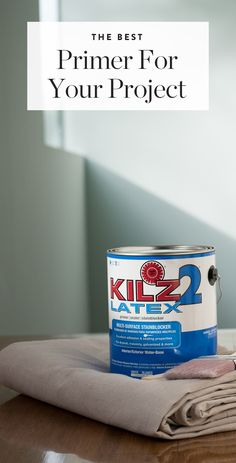 Whether you're painting your living room, bedroom or any other room in your home, learn how KILZ® 2 Latex Primer can help you get the job done right.