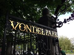 Vondelpark is the largest park in Amsterdam. Nice for runs, walks, chilling out in the summer. Some BBQ areas.