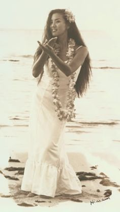 Hawaiian Hula is an ancient and sacred form of expressing deepest feelings and connects the dancer with the divine. It carries a message about what the Hawaiians did, thought, lived and believed in. Without any written language, the Hula was seen as the history book for the Hawaiians. In the early days, a child was chosen to be a dancer and often lived with his teacher.