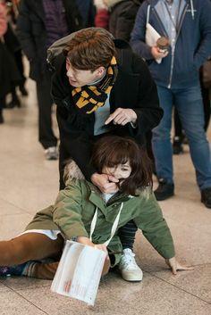 Park Seo-joon and Hwang Jung-eum as Kill Me, Heal Me's rowdy twins » Dramabeans » Deconstructing korean dramas and kpop culture