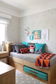 Apartamento tem decoração rústica e moderna ao mesmo tempo
