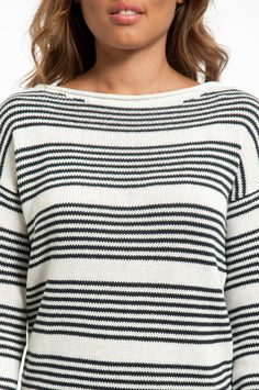Line Me Up Sweater