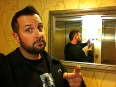 Billy Tolley from Ghost Adventures