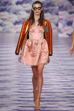 See all the Collection photos from House Of Holland Spring/Summer 2014 Ready-To-Wear now on British Vogue House Of Holland, Runway Fashion, Fashion Models, Fashion Show, London Fashion, Fashion 2014, Fashion Designers, Style Fashion, Spring Summer