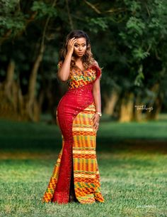 African Formal Dress, African Dresses For Women, African Attire, Best African Dress Designs, African Outfits, African Fashion Ankara, Latest African Fashion Dresses, Ghana Fashion, Africa Fashion