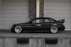 BMW coupe on awesome M-technica turbo wheels Bmw E36 318is, Suv Bmw, Bmw Cars, Bmw 318, Bmw X5 F15, E36 Compact, E36 Coupe, E36 Sedan, Ac Schnitzer