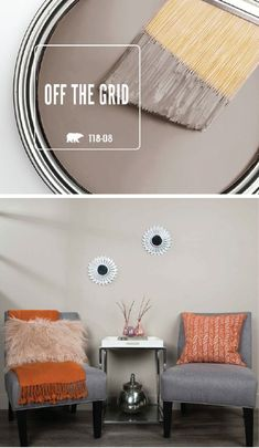 "BEHR ""Off the grid"" #offthegrid"