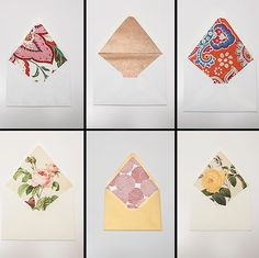 Custom Hand Lined Envelopes For Every Occasion by StationAiry, $1.50
