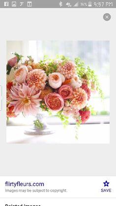 Pretty pink arrangement