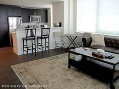 Apartment Ideas For Young Adults the bachelor pad: inspiring apartment living room ideas