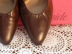 Vintage Dark Brown Florsheim Pumps - Heels - Shoes size 8B
