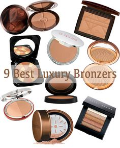 9 LuxuryBronzers
