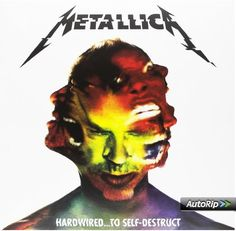 Hardwired...To Self-Destruct [Vinyl LP] - Metallica