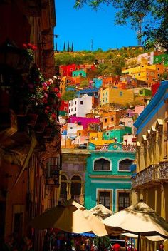 Colourfull city :)