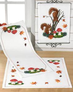 Rico Design, Punto De Cruz, Dots, Ceilings, Threading, Hand Crafts