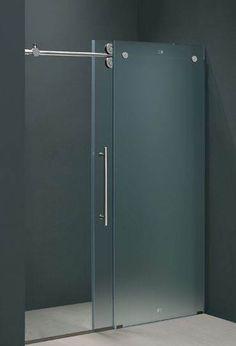 Glass shower doors virginia beach lovable glass bathroom doors for shower best shower doors ideas on . Glass Bathroom Door, Bathroom Shower Panels, Bathroom Grey, Frameless Shower Doors, Glass Shower Doors, Bathroom Interior, Small Bathroom, Frosted Shower Doors, Wc Decoration