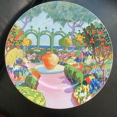 Villeroy&Boch, lekre middagstallerkener , Jardins Francais , selges. | FINN.no Fine Porcelain, Plates, Tableware, Design, Licence Plates, Dishes, Dinnerware, Griddles, Tablewares