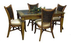 I love this dining set.  It is about time we get some new furniture for the home.  This would really impress guests I bet.  Hopefully I can find something like it near me.