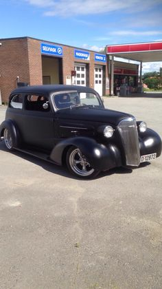 Hot Rod .... Roddeline ❤