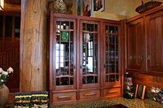 Image from http://the-cabinetmaker.com/wp-content/gallery/custom-kitchen-cabinets/greene-greene-kitchen1.jpg.