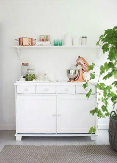 Nota de color en la cocina | Decoración