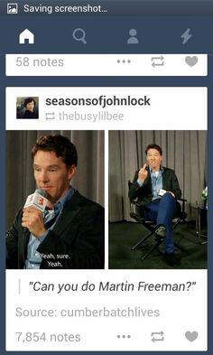 No, no... Ben, I think you misunderstood the question...