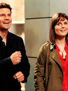 Bones - Booth and Brennan