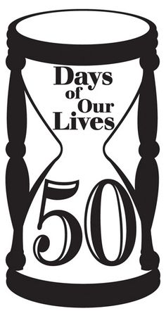 Today, Aug 8th, we celebrate our own Days of Our Lives 50th Anniversary