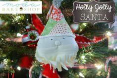 Holly Jolly Santa « Moda Bake Shop