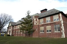 The Fairwood Alternative Elementary School in Columbus, Ohio.