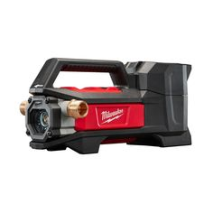 While you're shopping for utility pumps, you might also be interested in our wide selection of submersible sump pumps and backup sump pumps. Here are some important details for Milwaukee Cordless Transfer Pump. Cool Tools, Diy Tools, Handy Tools, Plumbing Tools, Milwaukee M18, New Milwaukee Tools, Plumbing Emergency, Plumbing Problems, Cordless Tools