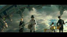 BUMP OF CHICKEN「コロニー」ミュージックビデオのワンシーン