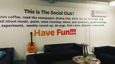 The Social Club by @whatsuplivingenglish #picoftheday #photooftheday #bestoftheday #instagram #instacool #instagood #whatsupenglishschool