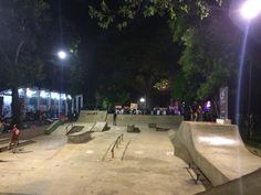 Skate Park @TamanMiniIndonesiaIndah