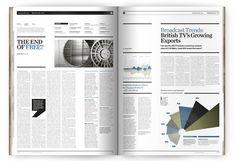 Media Trends: Magazine by The Design Surgery , via Behance