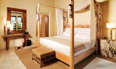 Interiors views bedroom Junior Suite Villa 263