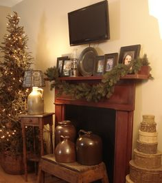 Fireplace Display