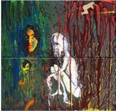 Kurt Cobain art. :)