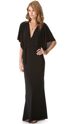 Norma Kamali Obie Cover Up Dress