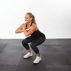 This workout mixes strength moves with fat-blasting cardio for fast results!