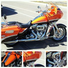 Harley Davidson 2009 CVO Roadglide Custom