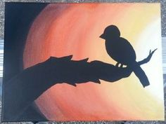 Bird at Sunrise by TempestJade for $14.95