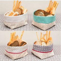 Decoration, Potted Plants, Serving Bowls, Decoupage, Fabric Basket, Sewing, Tableware, Apron, Planters