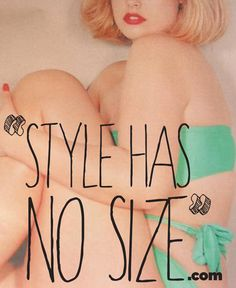 style has NO size