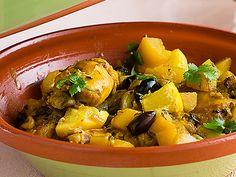 Recept Tajine met kip en ingelegde citroen | Ekoplaza | De grootste biologische…