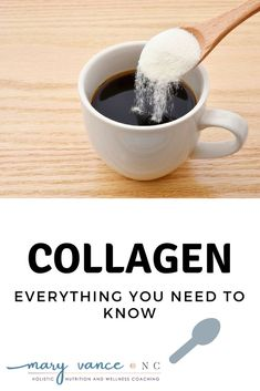 Is Collagen worth the hype? Everything you need to know right here--Mary Vance, NC