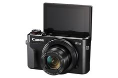 Amazon.com : Canon PowerShot G7 X Mark II (Black) : Camera & Photo