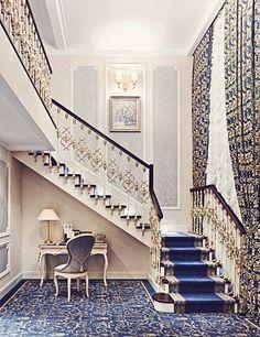 Interior Design | The State Hermitage Hotel