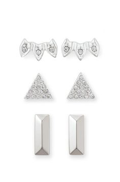 Aurora Stud Pack - all 3 pairs for only $34 (the perfect gift)!! Shop at http://www.stelladot.com/trendbyjenn