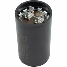 Start Capacitor for Appliances, H.V.A.C., Pool, Motor 270-324 MFD 220 Volts by Supco. $19.99. Start Capacitor - Rated at 270-324 MFD with 220 Volts. Used on many applications with motors. Can be used on Appliances, HVAC, Pools, Small Motors, and other electrical items.